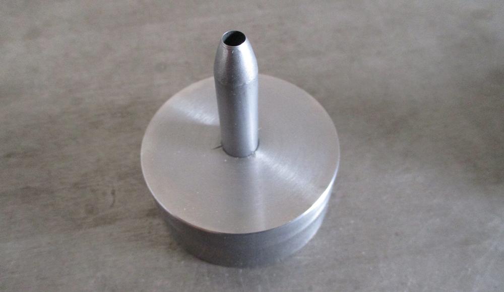 fustella in acciaio